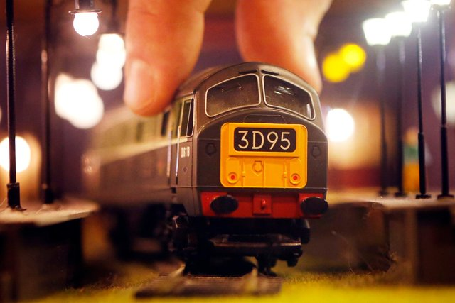 Hornby appears to have turned a corner as the pandemic saw thousands of hobby enthusiasts turn to model trains and sets during lockdowns. Picture: Danny Lawson/PA