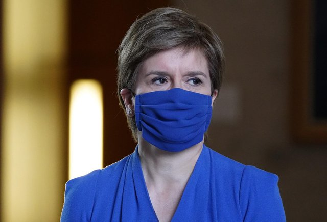 Covid Scotland: When is Nicola Sturgeon speaking, what might she say and how can I watch?