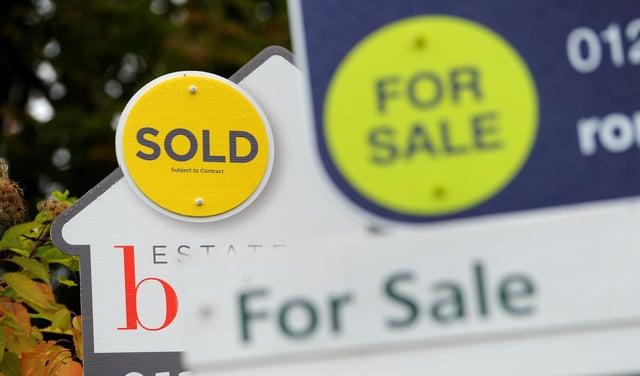 Prices are rising in Scotland