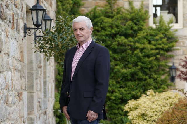 Moray Martin has been made chief executive of TriCapital Angel Investors. Picture: Stewart Attwood