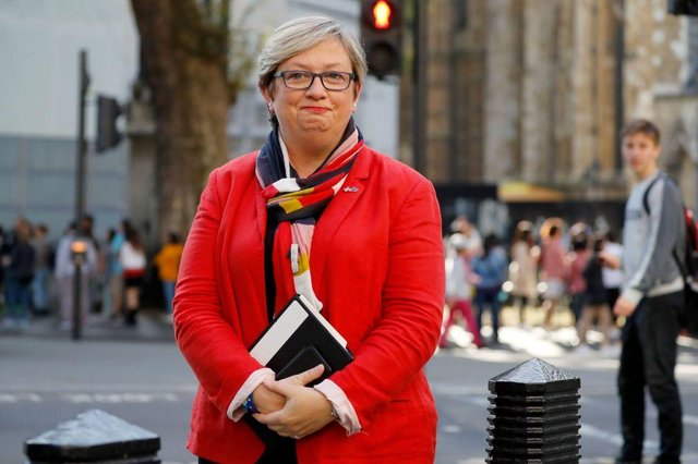 Joanna Cherry has fallen out with SNP higher-ups