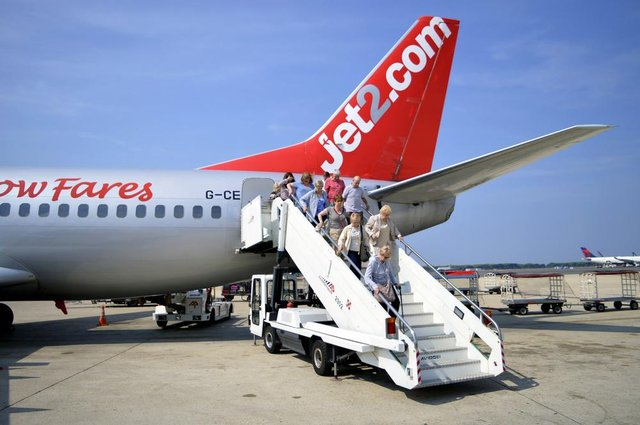 Jet2.com and Jet2holidays have scrapped all planned flights from Scottish airports until the Spring.