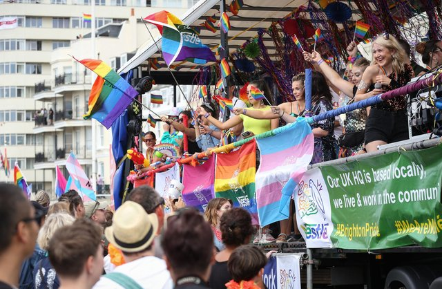 LGBT Charities launch appeal against Charity Commission over controversial groups status