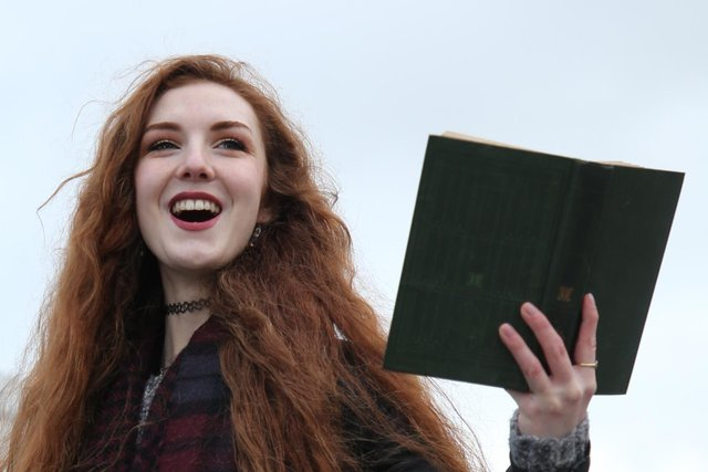 Len Pennie is one of the rising stars of Scotland's poetry scene.