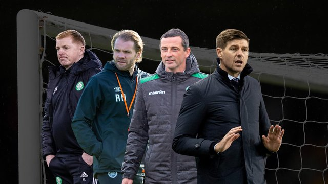 The latest news from Scottish football