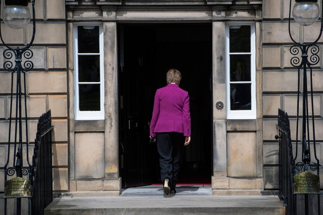 Has Nicola Sturgeon turned her back on voters who believed her pre-poll assurances? (Picture:Getty)