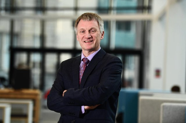 """Ivan McKee,Scottish Trade Minister has said his proposals are an """"adaption"""" of the UK Government's policy, which will include environmental guarantees and protections for workers. (Photo: John Devlin)"""