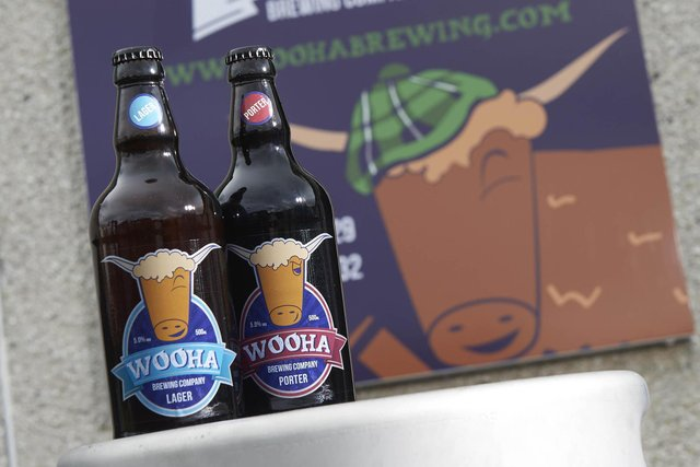 Wooha Brewing Company, which is based in Kinloss, was founded in 2015 and had built a substantial export business for its range of craft beers and regular seasonal releases.