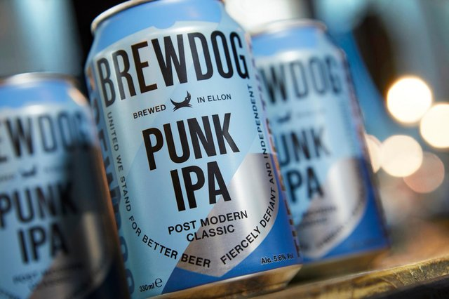BrewDog is described by one expert as one of the world's best crowdfunding examples. Picture: contributed.