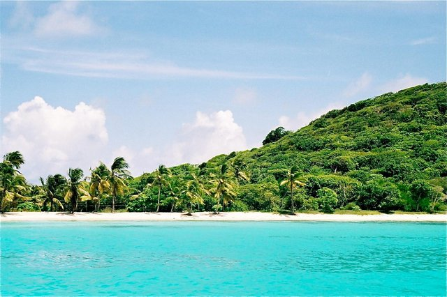 This One Sky Day is set on the Carribean-esque island of Pophiso where society is infused with magic and tales of the unreal unfold. PIC: Patrick Nouhailler/CC/Flickr