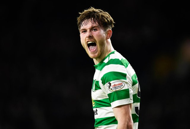 Celtic have reportedly taken up an extra year on Anthony Ralston's contract. Picture: SNS
