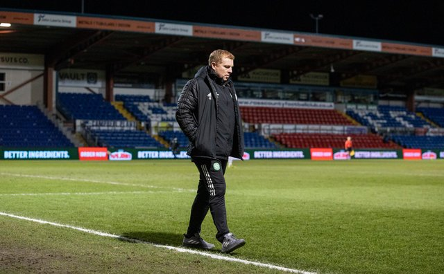 Defeat at Ross County was the final act for Celtic and Neil Lennon.