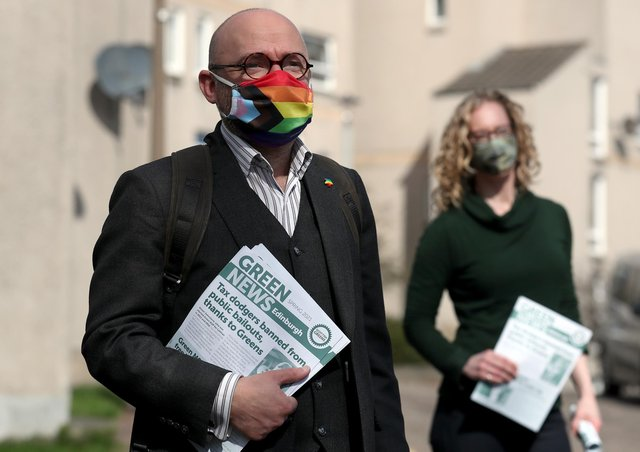 The Scottish Greens are blaming the Electoral Commission over thousands of votes cast for the 'Independent Green Voice', potentially denying the part two additional MSPs.