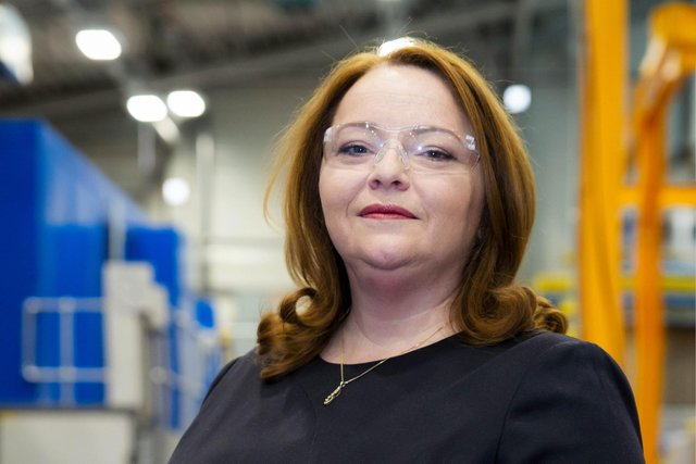 Ms Jardine sees the need to grow manufacturing businesses rooted in Scotland's communities. Picture: contributed.