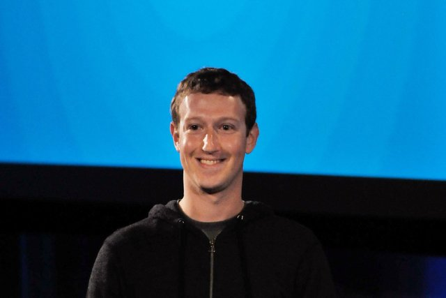 """Mark Zuckerberg, Facebook's CEO, says the oversight board will be an """"advocate"""" for the platforms users, but its powers are severely limited, says Martyn McLaughlin (Picture: Josh Edelson/AFP/Getty Images)"""