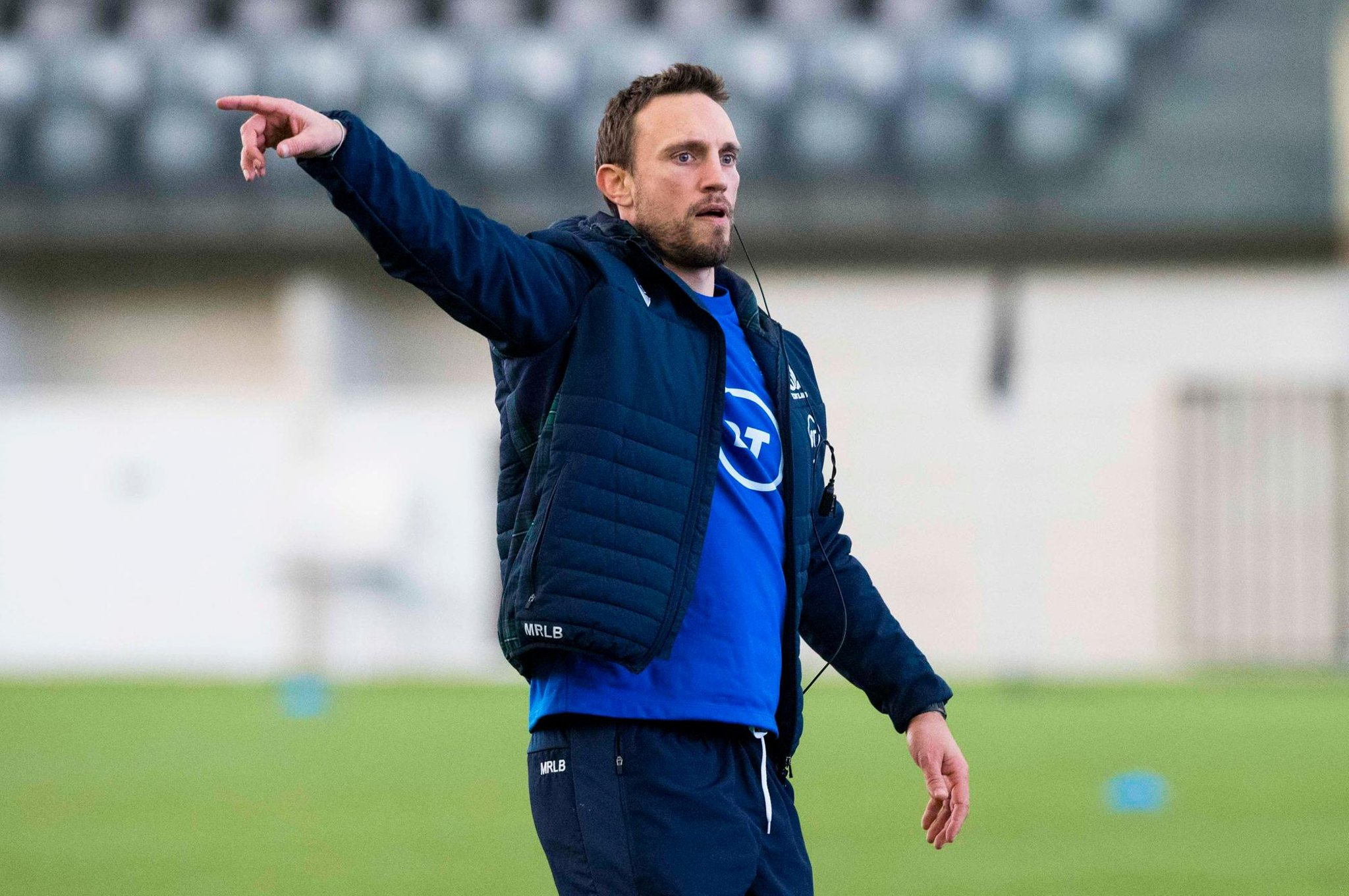 Mike Blair To Take Charge Of Scotland For Summer Matches Against Romania And Georgia The Scotsman