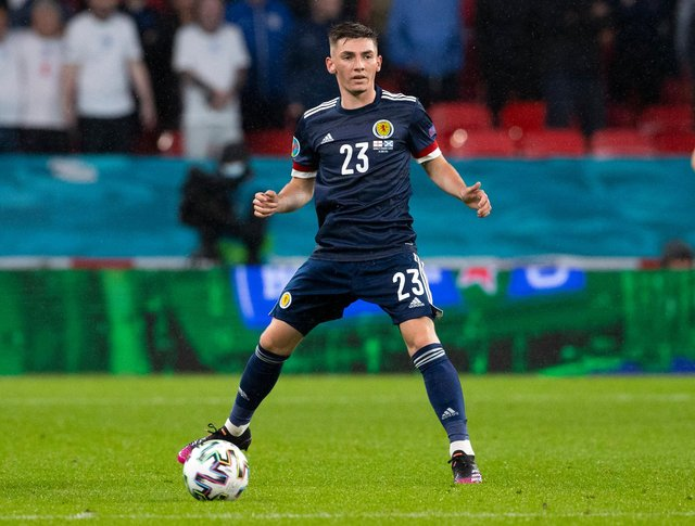 For  Billy Gilmour to embellish Scotland as he did at Wembley the Chelsea youngster needs regularly game time at club level. But the scant chance of that at Stamford Bridge means a long-season appears in the offing - though Graeme Souness see this as unnecessary. Photo by Alan Harvey / SNS Group)