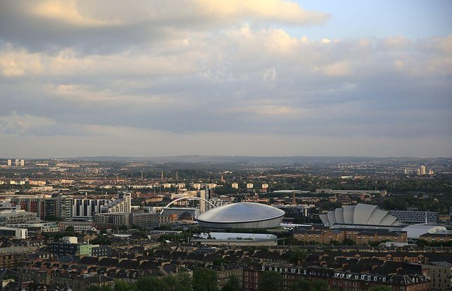 Hundreds of civil servants are set to move to Glasgow