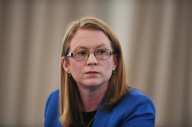 Shirley-Anne Somerville has said the approach to 2022 exams will be known by the start of the next school year.