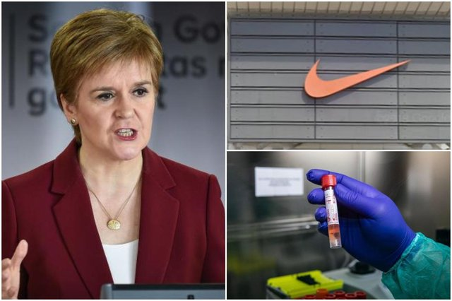 The Scottish Government has released a day-by-day account of the Edinburgh Nike conference during the coronavirus outbreak