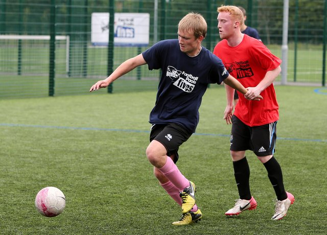 Scotland is a world-leader in sporting participation but only among children up to the age of 11. Comparing adults shows Scotland is among the least active countries (Picture: Scott Heppell/PA)