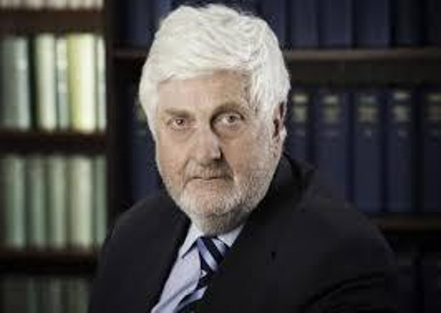 """Gordon Jackson QC has claimed he was """"set up"""" after being filmed discussing the Alex Salmond trial on a train."""