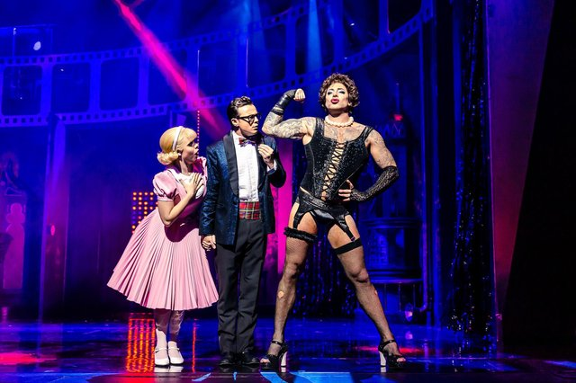 Men who cross-dress to attend the Rocky Horror Picture Show will be protected under the new Hate Crime Bill.