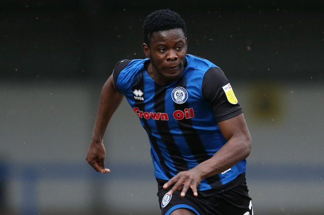 Kwadwo Baah's performances for Rochdale have caught the eye of several clubs