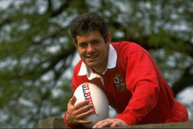 Gavin Hastings toured with the Lions in 1989 in Australia and in 1993 in New Zealand, captaining the side in '93.  Picture: Dave Rogers/Allsport