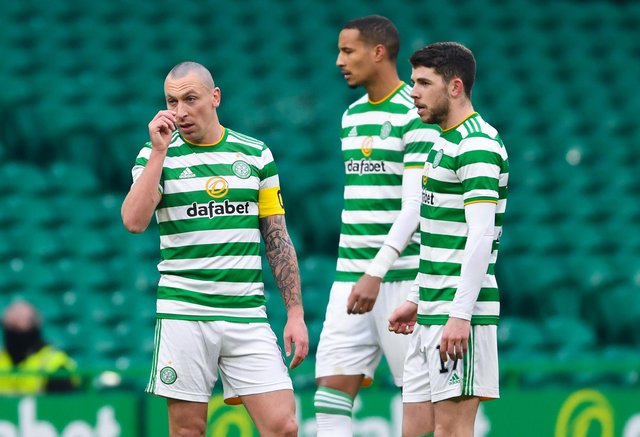 Past Embarrassing Sacked At Half Time Celtic Fans React As Team Trail At Home To Ross County The Scotsman