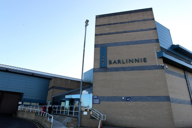 More than 100 inmates at HMP Barlinnie, in Glasgow, have been infected with the virus, new Scottish Prison Service (SPS) figures reveal.