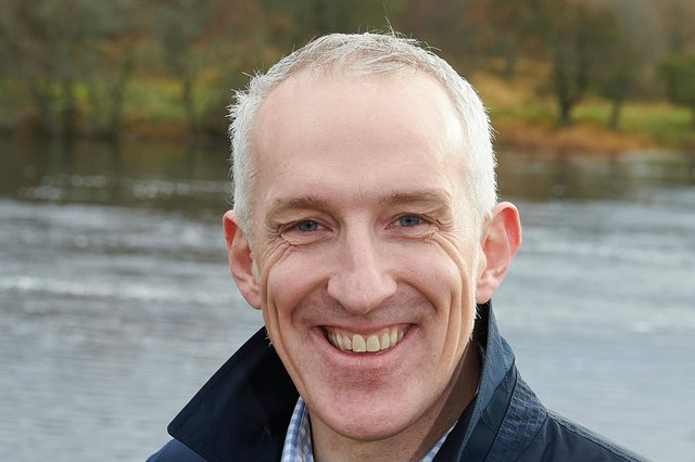 Norman Ross is currently finance director of Speymalt Whisky Distributors, better known as Gordon & MacPhail. Picture: Ewen Weatherspoon
