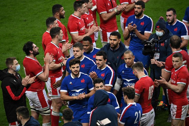 France impressed in the victory over Wales but Scotland have the talent to go to Paris on Friday and win. Picture: Anne-Christine Poujoulat/AFP via Getty Images