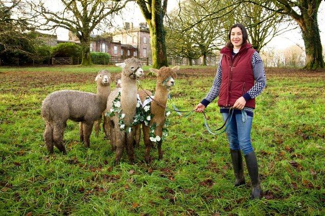 Francesca Wade says the firm is keen to encourage people to explore what's on their doorstep. Picture: contributed.