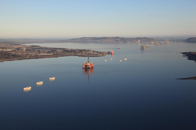 The Port of Cromarty Firth's deep waters, established facilities, location at the end of the gas grid and close proximity to large amounts of renewable energy make the it ideally suited to host the green hydrogen hub