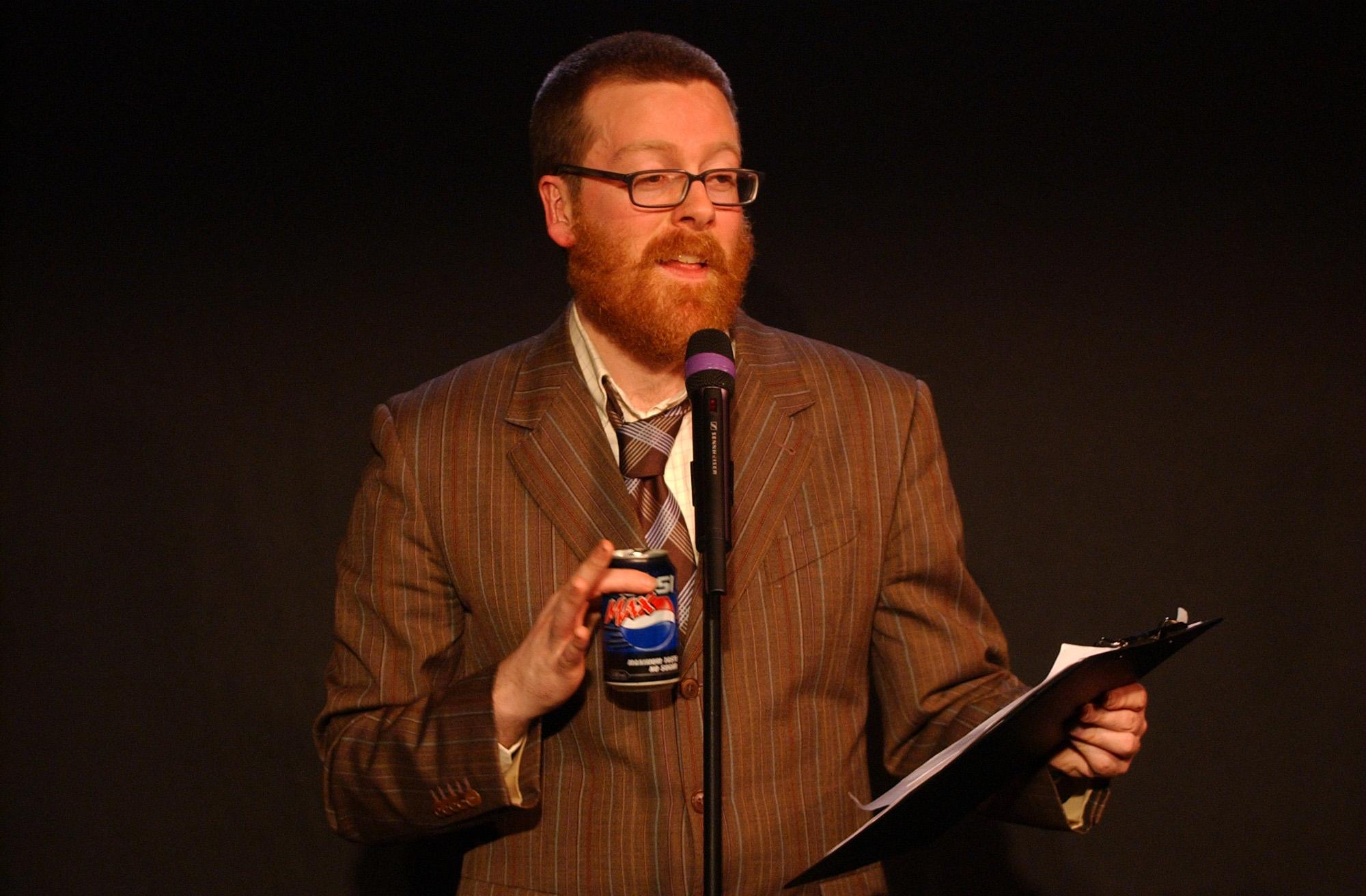 Frankie Boyle top of the bill for virtual comedy night