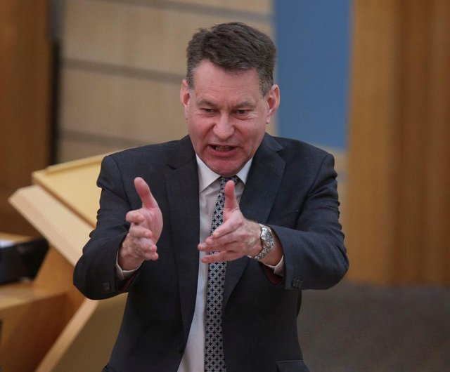 Conservative MSP Murdo Fraser's views on voting reform proved controversial (Picture: Fraser Bremner/Getty Images)
