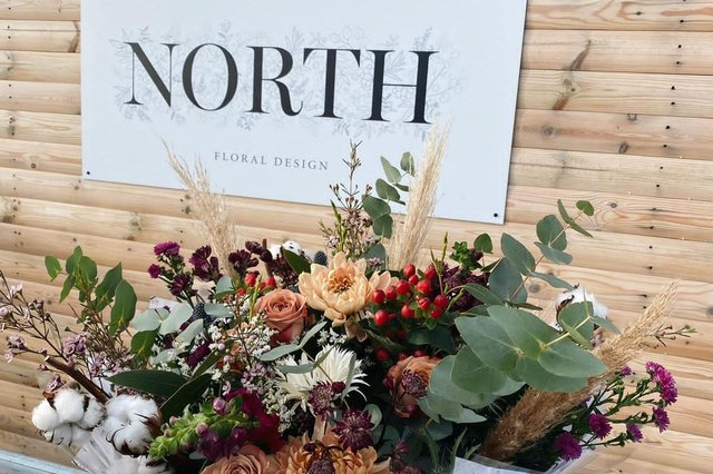 North Floral Designs is a florist based in Dornoch in the Highlands.