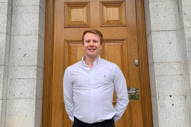 David Booth, Azets managing partner in Aberdeen.