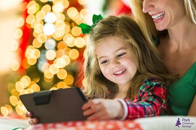 A third of Scots will embrace a 'digital christmas'