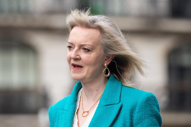 International Trade Secretary Liz Truss negotiates trade deal with Australia