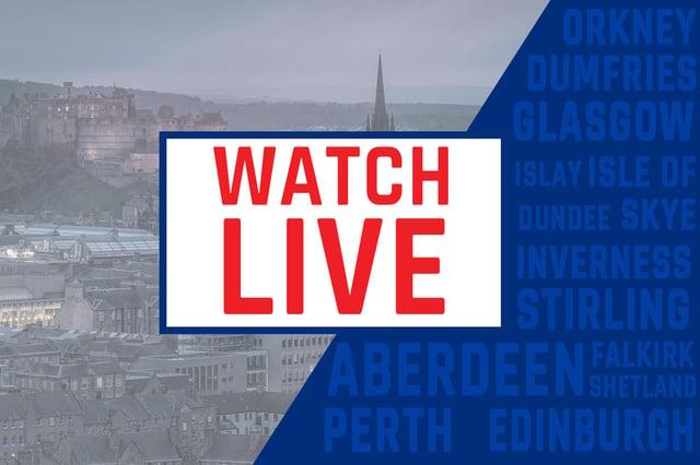 Watch FMQs live. Picture: JPIMedia