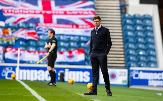 Steven Gerrard's prospects of leading Rangers to the group stage of the Champions League next season could be enhanced by seeded status in the third qualifying round. (Photo by Alan Harvey / SNS Group)