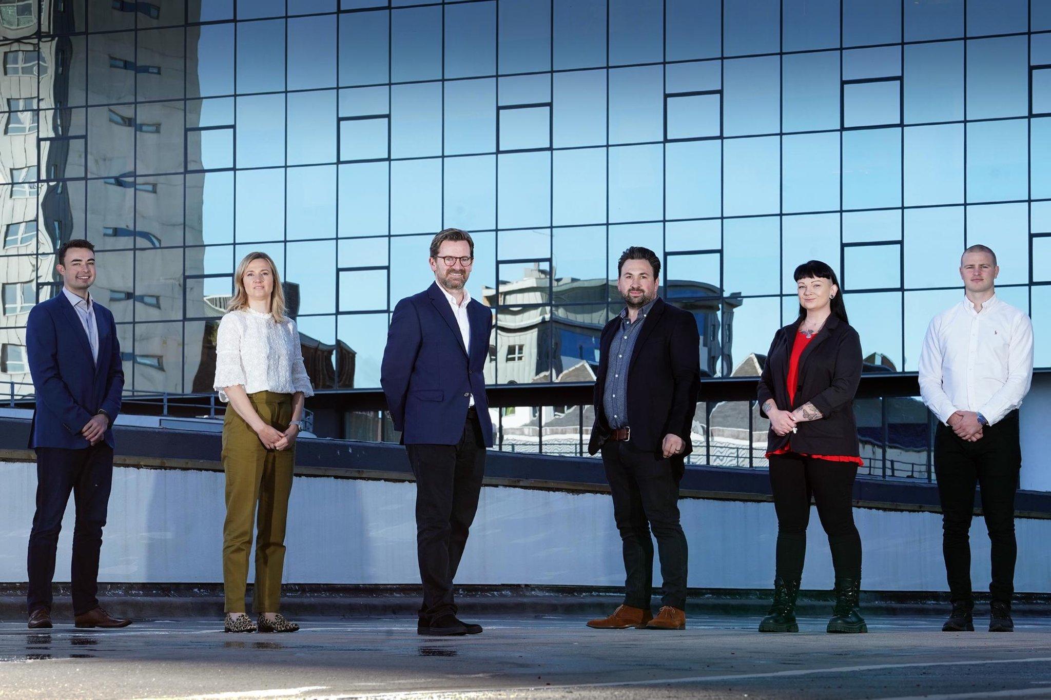 Akselerator 'Internet of things' bertujuan untuk melontarkan perusahaan paling inovatif di Skotlandia ke panggung dunia