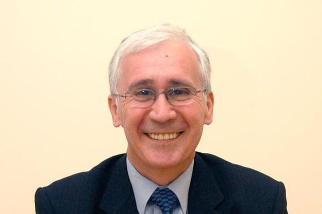 Andrew Welsh Angus MSP