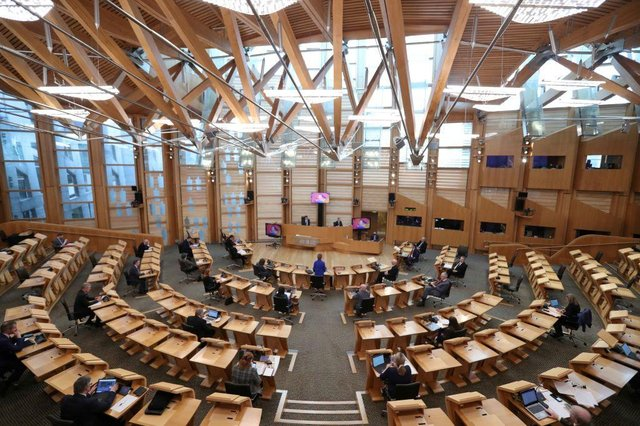 Scots will decide on the makeup of their new parliament on May 6 (Getty Images)