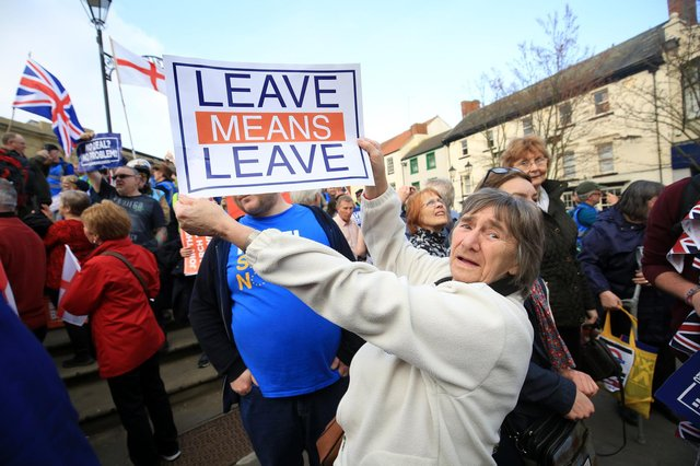 A new report has found the UK to be as divided as ever on Brexit.