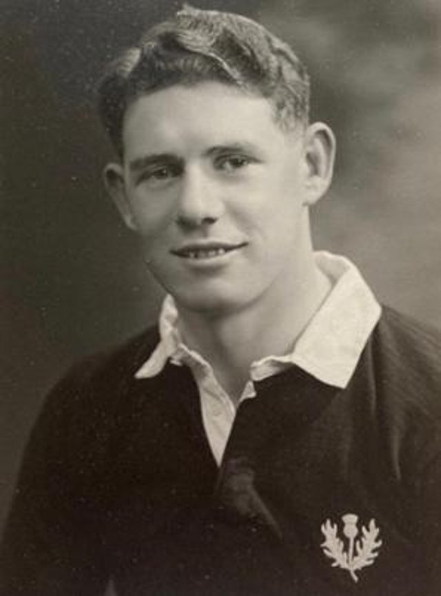 Tom McClung in his playing days