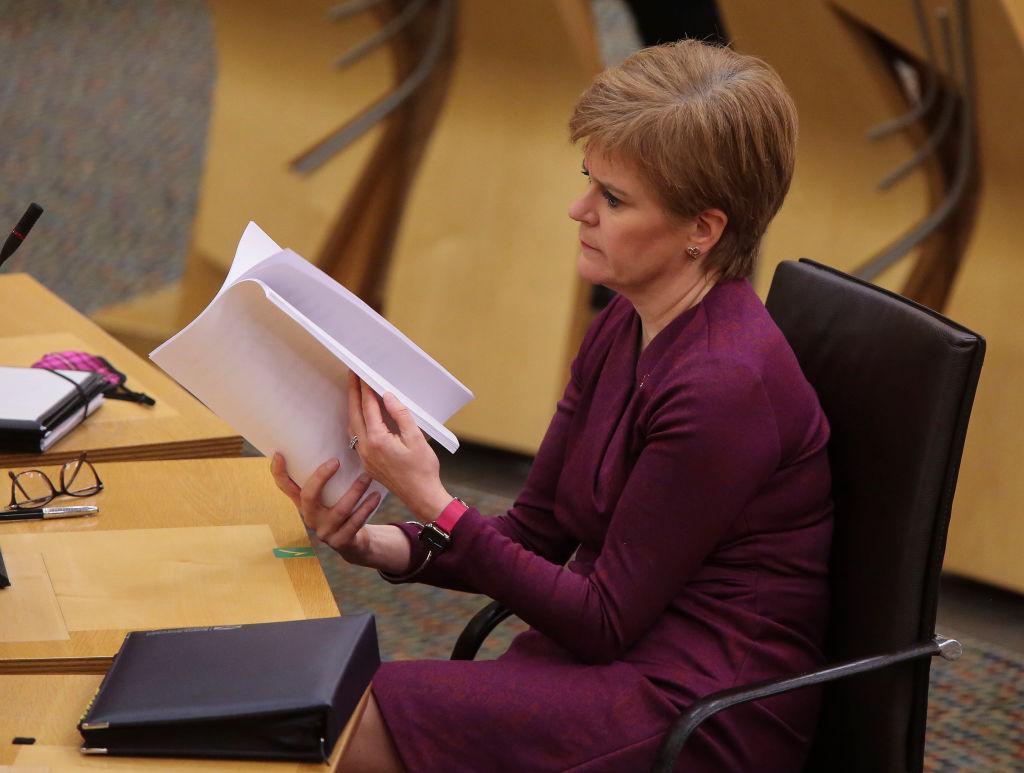 level 3 restrictions. scotland - photo #7