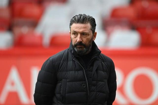 Former Aberdeen manager Derek McInnes. (Photo by Paul Devlin / SNS Group)